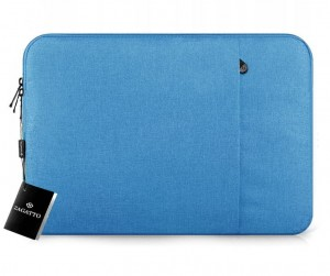 13-calowe etui Zagatto na MacBooka Pro/Air – sky blue