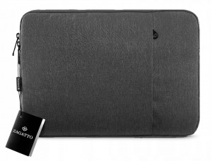 13-calowe etui Zagatto na MacBooka Pro/Air – space gray